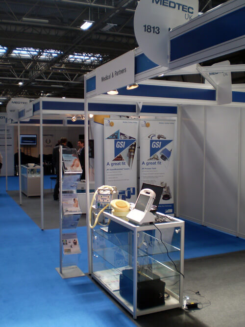MEDTEC UK exhibition medical device